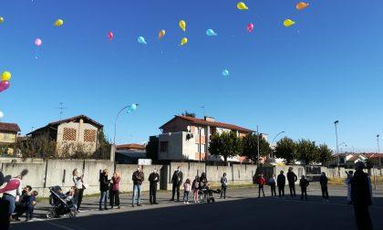Messaggi di amicizia affidati ai palloncini: così Vidalengo celebra il Ritorno