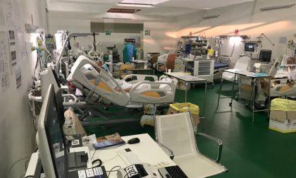 Ospedale Papa Giovanni: riattivate le terapie intensive alla fiera di Bergamo