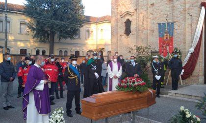 """""""Pago solo di aver servito i cittadini"""": l'ultimo saluto ad Antonio Nocera FOTO"""