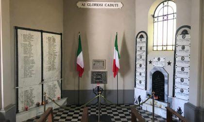 Restaurato il monumento lapideo ai Caduti del cimitero
