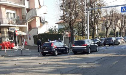 Sventata la rapina in Posta a Romano, rapinatore inseguito anche in elicottero FOTO
