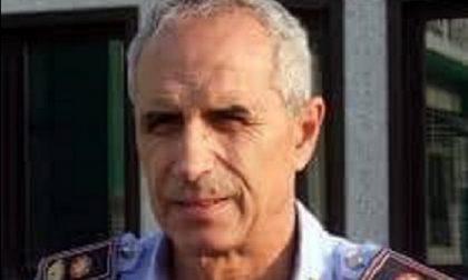 Crema: addio al comandante Giuliano Semeraro, domani i funerali a Mulazzano