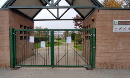 Il parco comunale riservato alle scuole