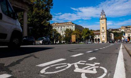 """Bergamo """"zona 30"""", come  a Caravaggio"""