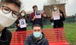 Pandino coinvolge i giovani nel progetto Panchine Rosse FOTO