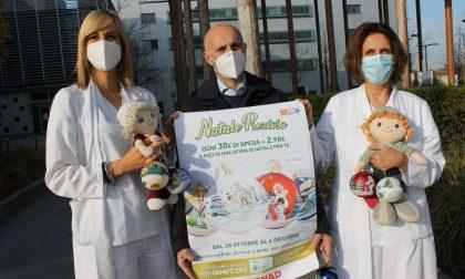 """Un """"Natale prezioso"""" per sostenere il progetto """"Giocamico"""" dell'ospedale di Bergamo"""