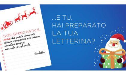 Scrivi  a Babbo Natale, per ogni letterina doniamo un pasto al Banco Alimentare