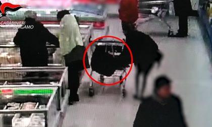 """Taccheggiatrici """"seriali"""" nella Bassa: cinque donne nei guai per sette furti"""