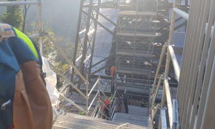 Ennesima tragedia al Ponte San Michele: si toglie la vita gettandosi nel vuoto