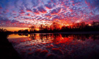 Tutte le vostre (stupende) FOTO del tramonto