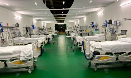 Riapre l'ospedale in Fiera a Bergamo: oggi i primi 4 pazienti