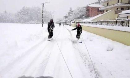 Maltempo: neve finita, ora occhio al ghiaccio   Record a Vicenza: -42°!!!