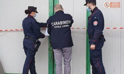 Officina non autorizzata alla demolizione, multa da quasi 20mila euro
