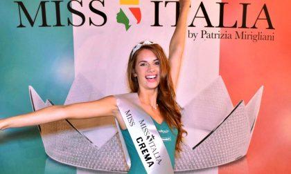 Miss Lombardia, la più bella studia Economia e ama il nuoto