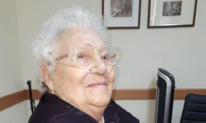 Luigia, un secolo di vita da raccontare
