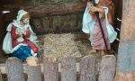 Vandalismo a Bariano, rubato il bambinello dal presepe