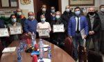 Premiati i volontari dell'associazione carabinieri in prima linea contro il Covid-19 FOTO