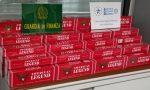 Orio, trovati 847 pacchetti di sigarette contrabbandate in aeroporto