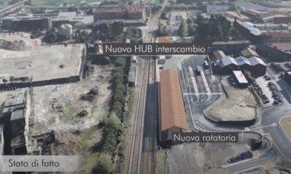 Crema, ecco come saranno la nuova stazione e il sottopasso VIDEO