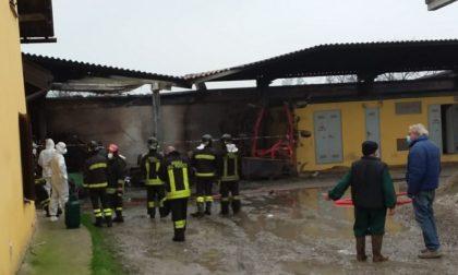 Tragedia in località San Giorgino: mungitore muore carbonizzato nella sua roulotte FOTO