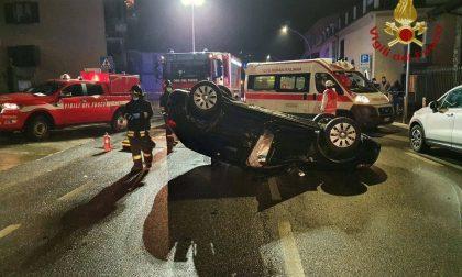 Incidente della Vigilia a Nembro, ferito 44enne