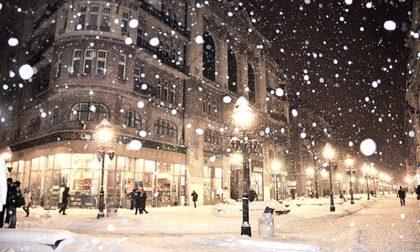 Arriva la neve in pianura in Lombardia!   Previsioni meteo