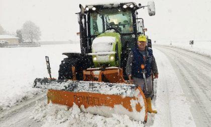 Neve, anche Coldiretti in campo per aiutare i Comuni