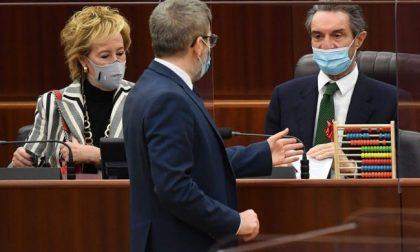 """Lombardia zona rossa, donato un pallottoliere a Fontana. Iss: """"Sui dati lombardi 54 segnalazioni da maggio a oggi"""""""