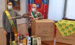 Coldiretti dona 70 kg di alimenti per i bisognosi