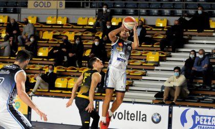 Blu Basket Treviglio e Vincenzo Taddeo si separano