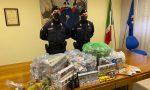 Rubano denaro, sigarette e gratta e vinci da un'area di servizio: arrestati due uomini a Mozzanica