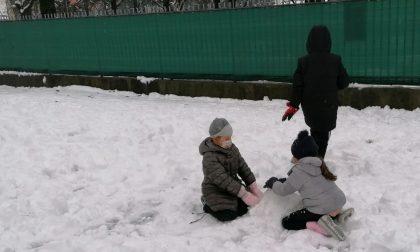 Dal Cri neve un messaggio di speranza FOTO