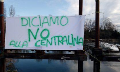 Centrale nell'Oglio, scoppia la protesta dei cittadini