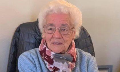 Nonna Rina compie cent'anni, il suo segreto? Non stare mai ferma