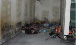 """Le """"Maschere"""" sono ridotte a bidonville, tra rifiuti e accampamenti di senzatetto"""