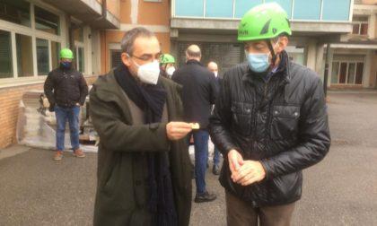 Baruffi rompe con Bolandrini sull'ex asilo: adesso è crisi vera