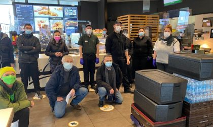Da McDonald's Treviglio mille menù per le famiglie in difficoltà