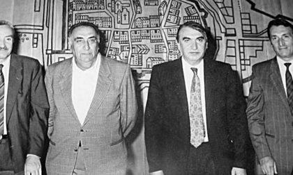 Addio all'ex sindaco di Romano Bruno Finazzi