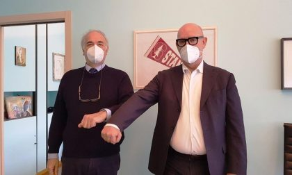 Asst Bergamo Ovest, il dottor Domenico Nevone va in pensione