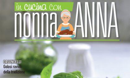 """Da oggi con il Giornale di Treviglio, c'è """"In cucina con nonna Anna"""""""