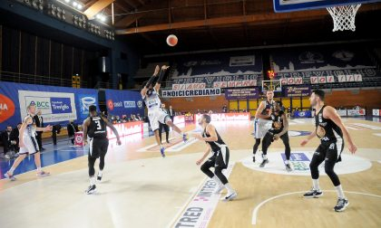 Le immagini della sfida tra Bcc Treviglio e Udine