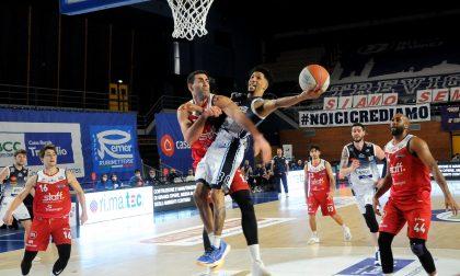 Tutti gli scatti della vittoria Blu Basket su Mantova