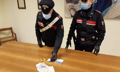 In casa 50 grammi di cocaina, 45enne cameriere arrestato