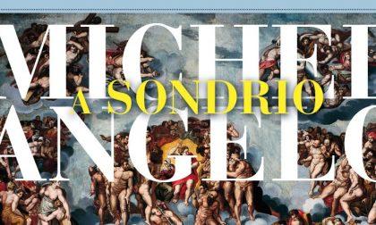 """Riapre la mostra """"Michelangelo a Sondrio"""""""
