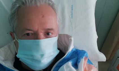 """""""In ospedale a Treviglio mi hanno salvato dal virus"""""""