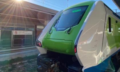 """Treni, il """"Caravaggio"""" entra in servizio anche sulla Milano-Bergamo"""