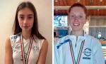Michela Amboni e Rachele Giovanninetti ottime ai Campionati Italiani indoor Allieve di Ancona