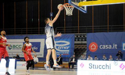Bcc Treviglio piega Mantova e ritrova i 2 punti in casa