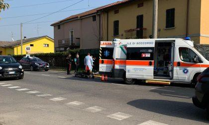 Ennesimo incidente all'incrocio del Fornasotto, due feriti