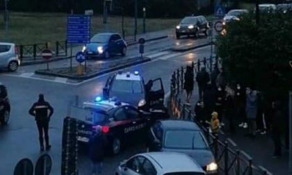 Fugge all'alt dei carabinieri: inseguito e arrestato